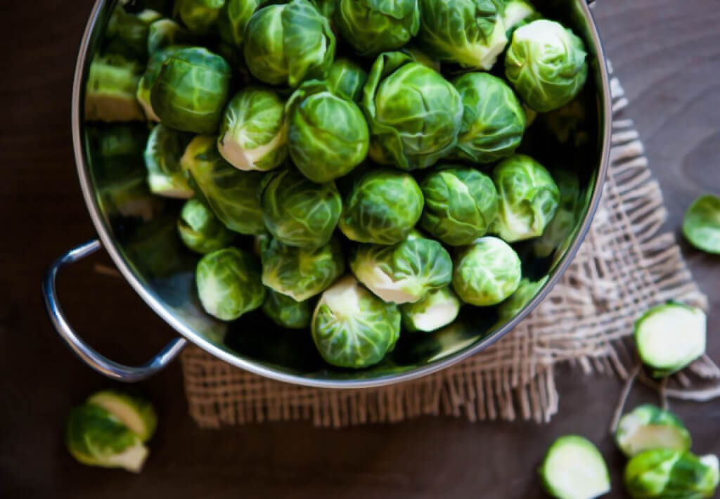 Brussels sprouts: Six reasons to supplement the winter menu
