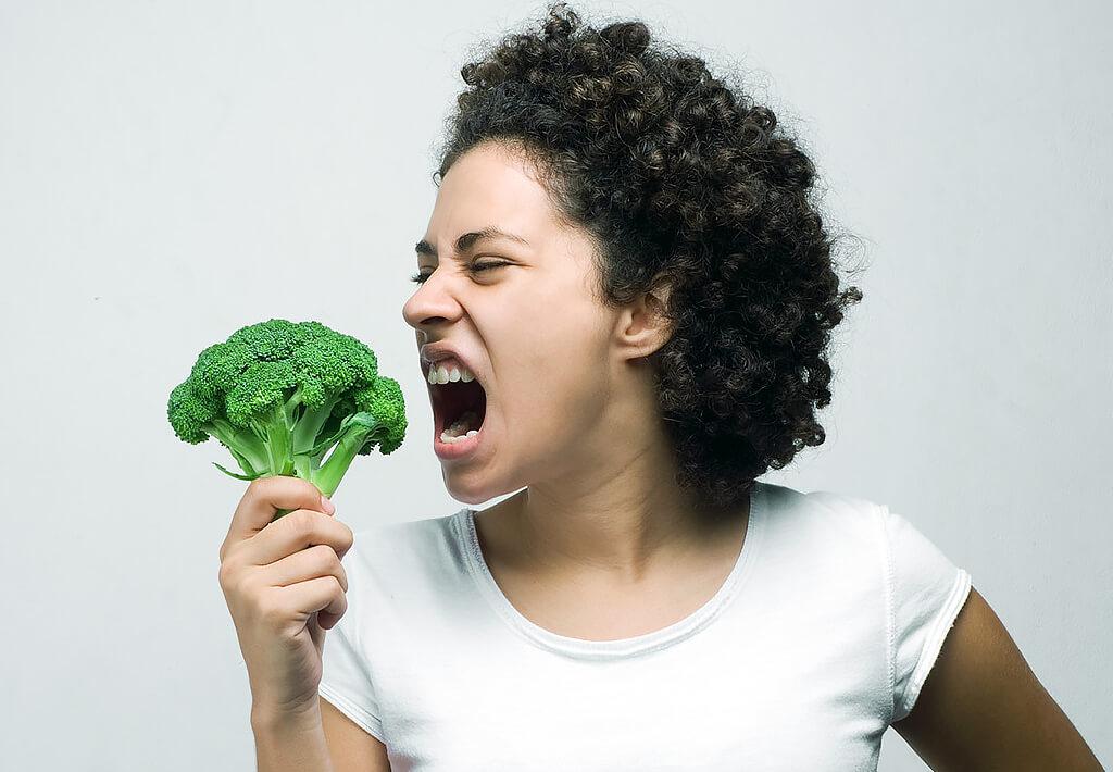 Broccoli and chicken diet schedule