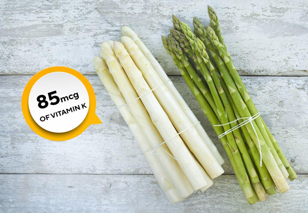 Asparagus-vitamin-k