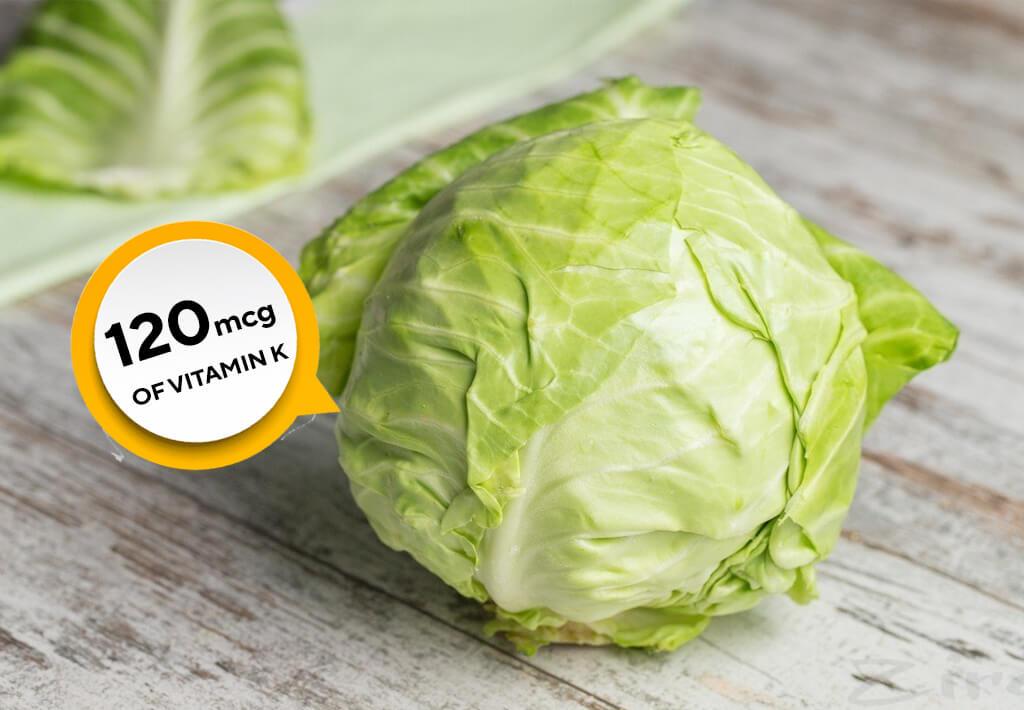 cabbage-vitamin-k