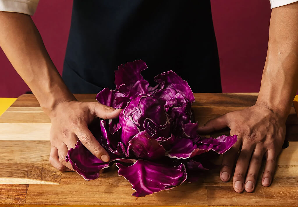 Red cabbage dishes for weight loss